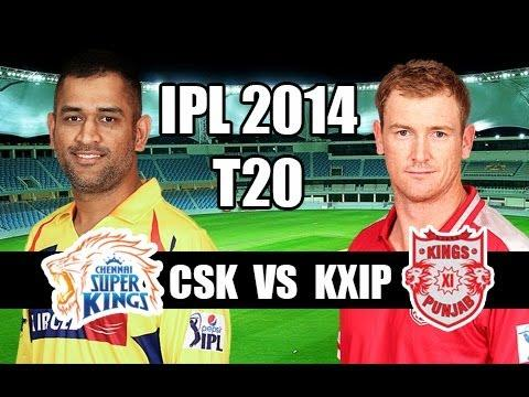 watch ipl 2014 final live