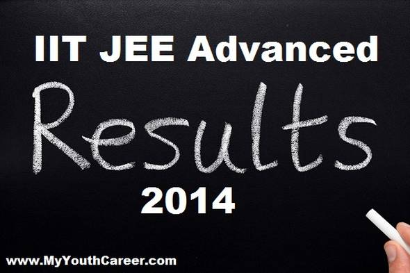 JEE Advanced results 2014