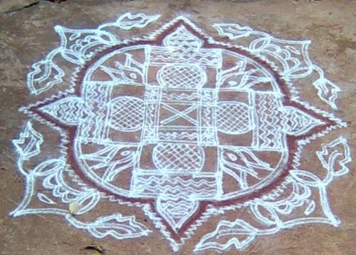 kolam sample