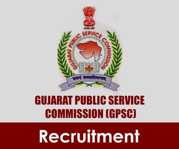 GPSC Recruitment 2015