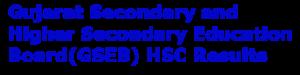 Gujarat HSC Results 2015