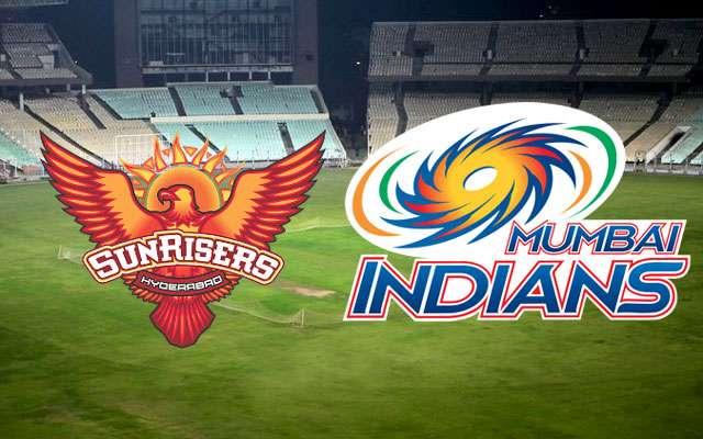 sun risers vs mumbai indians live streaming