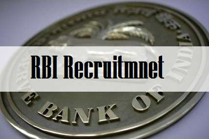 rbi bank recruitment 2015