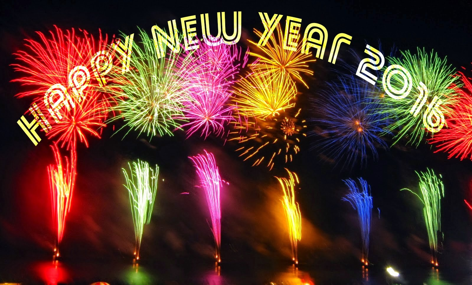 Happy New Year 2016 Quotes, SMS, Wishes and Status