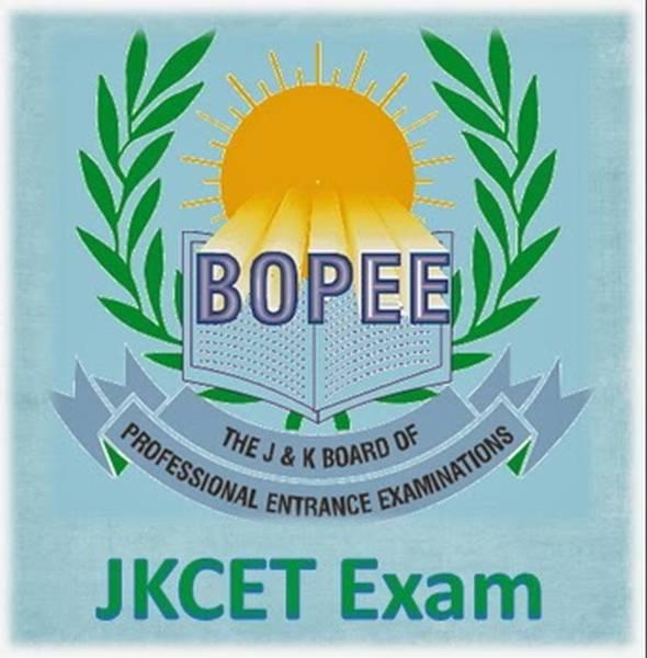 JK CET results 2014