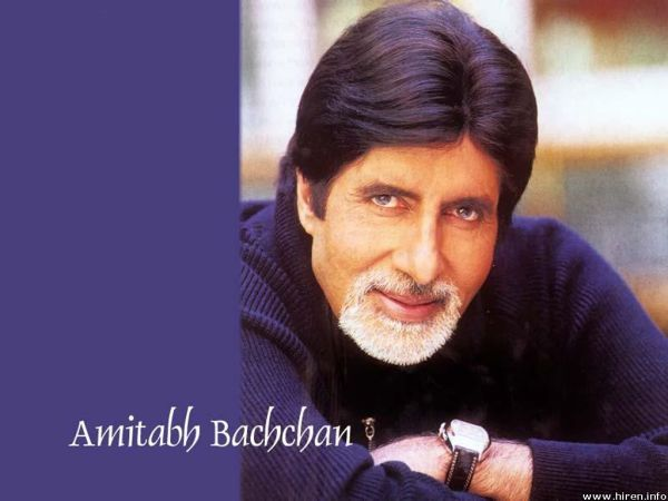 Amitabh Bachchan's new TV show Yudh