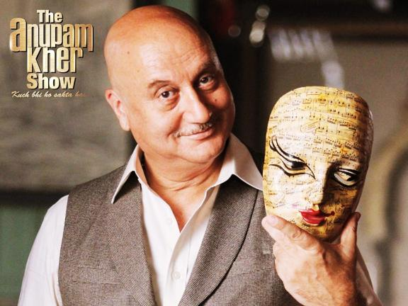 Watch The Anupam Kher Show Online