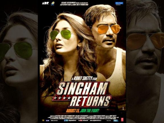 singham returns wiki and starcast