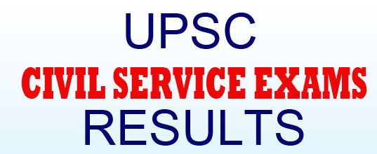 upsc exam results 2014