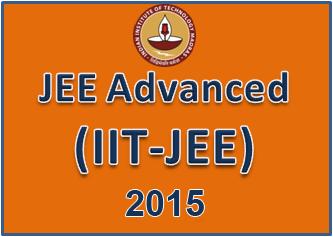 IIT JEE Advanced 2015