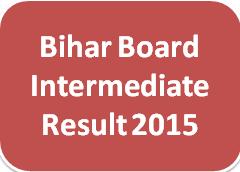 bseb intermediate result 2015