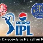 Yuvraaj Singh with Delhi Daredevils 2015 IPL