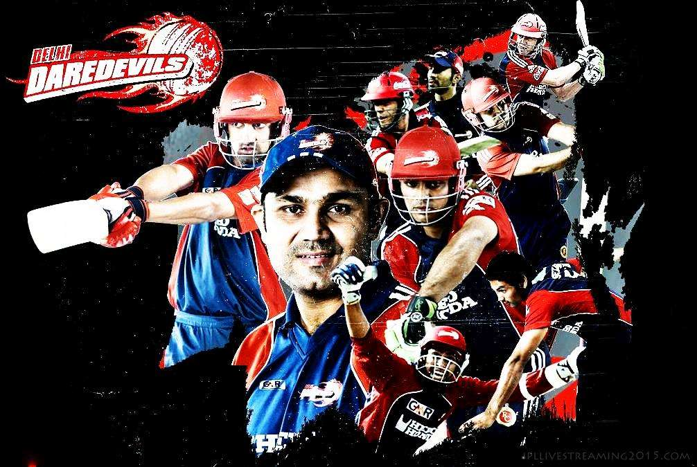 Delhi Daredevils Squad 20-20