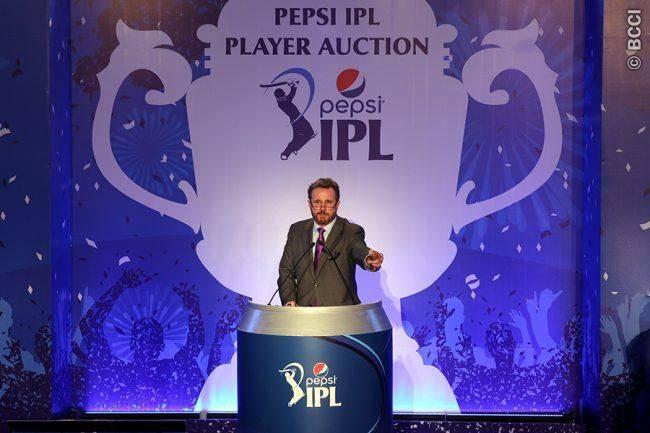 IPL 2015 Auction