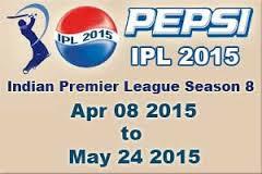 IPL 2015 rcb vs dd