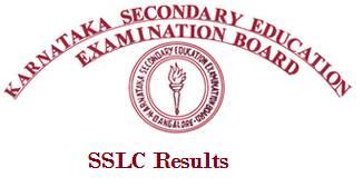 Karnataka Board SSLC Results 2015