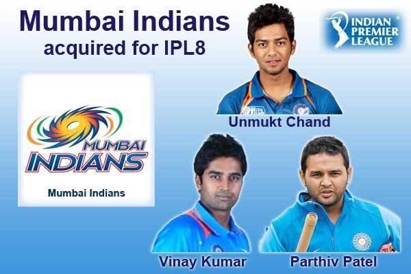 Mumbai Indians IPL 2015