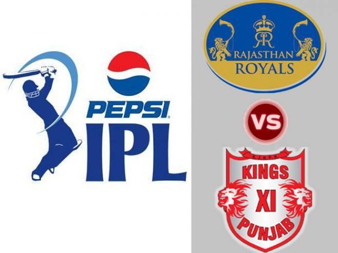 Punjab vs Rajasthan IPL 2015