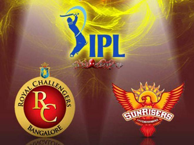 Royal Challengers vs Sun Risers 13 April IPL 2015