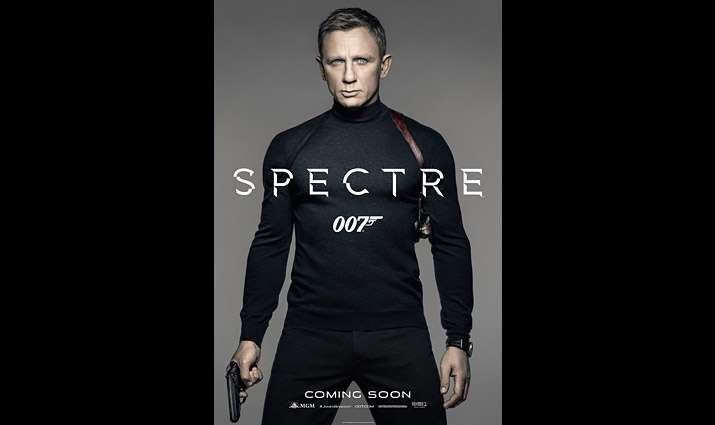 Spectre 007 Trailer