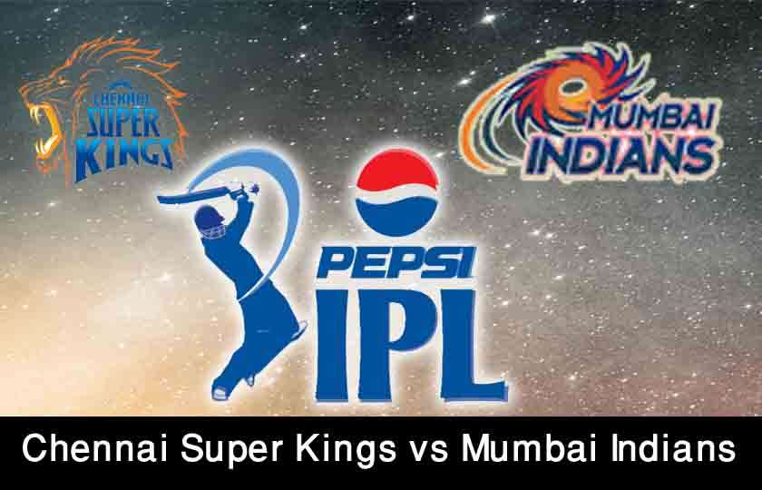 Mumbai Indians vs Chennai Superkings