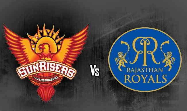 watch sunrisers hyderabad vs rajsthan royals
