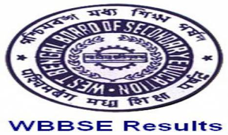 WBBSE Results 2015 class 10
