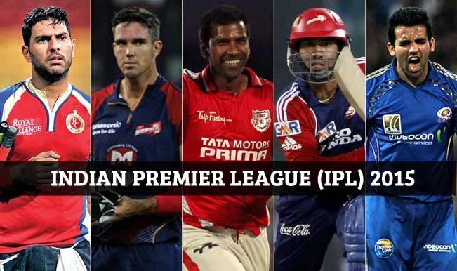 Players IPL 2015