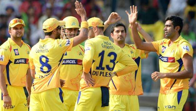 chennai super kings ipl 8, free live straming, live score updates