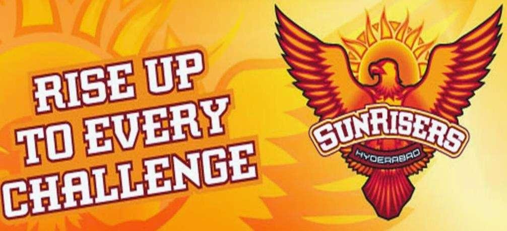 SRH Team IPL 2015