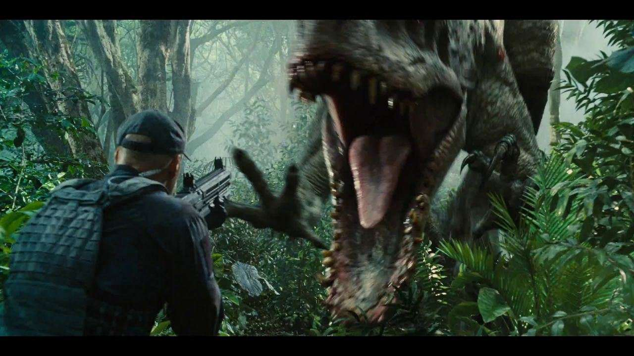 jurassic world 2015 official trailer