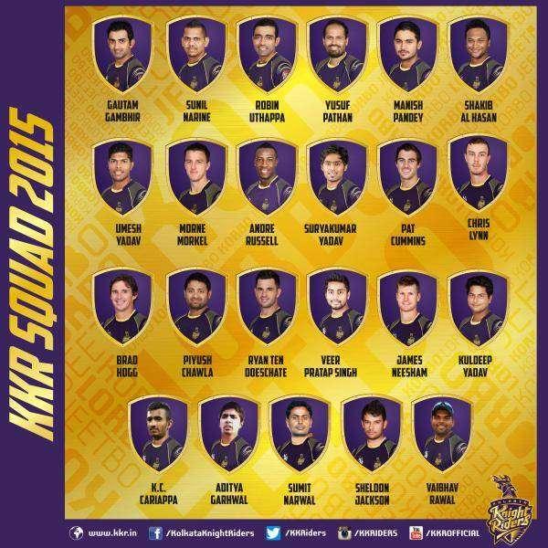 Watch Kings XI Punjab vs Kolkata Knight Riders live online