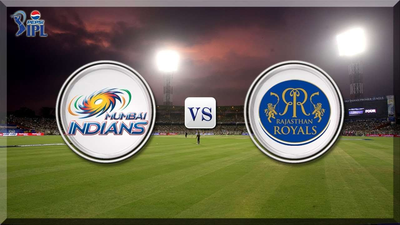 watch mumbai vs rajasthan live