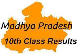 MP Board 10th Result 2015