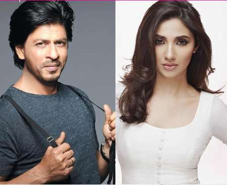 Raees starring Shahurkh Khan, Mahira Khan