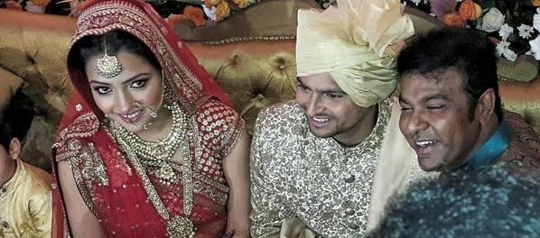 suresh raina wedding picture 3