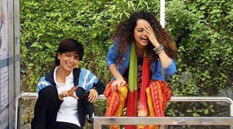 Tanu weds Manu 2 Trailer
