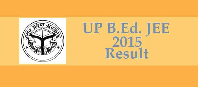 upbed result 2015
