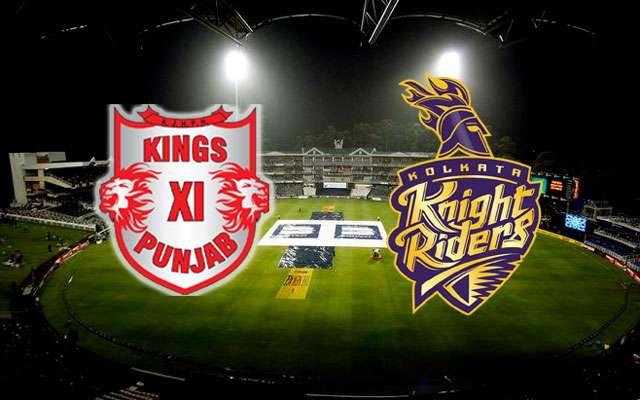 Kings XI Punjab vs Kolkata