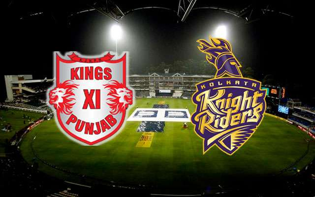 Watch Kolkata Knight Riders vs Kings XI Punjab live online