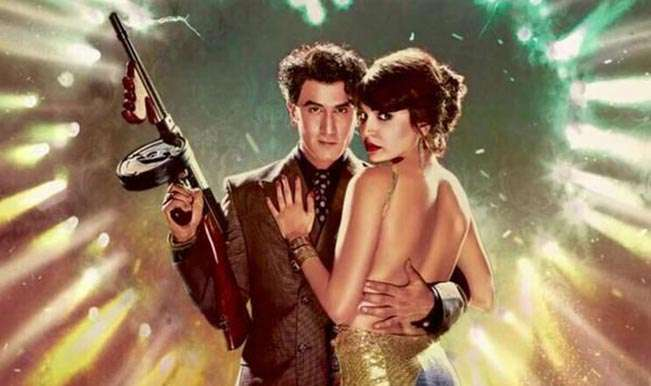 bombay velvet first weekend box office collection