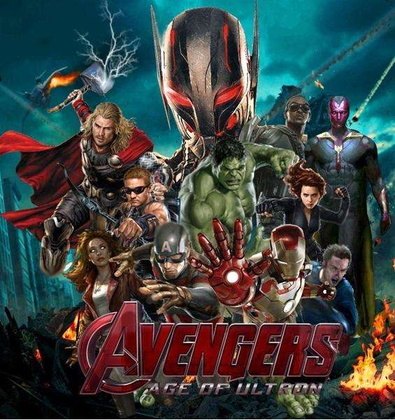 The avengers 2 box office collection report