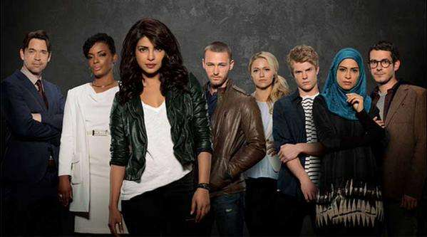 priyanka chopra's quantico at ABC