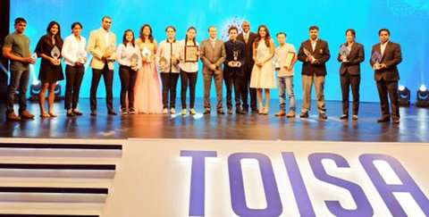 toisa award winners 2015