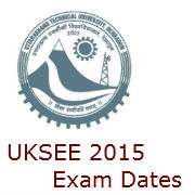 uksee exam schedule, exam dates