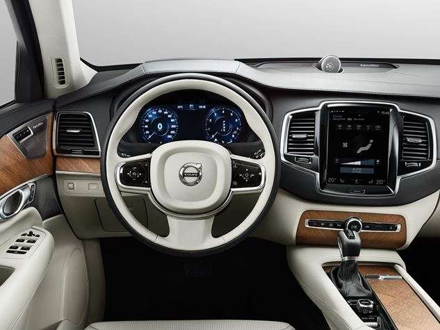 volvo xc 90 launched in India