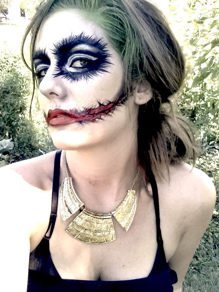 joker halloween look-trendinindia