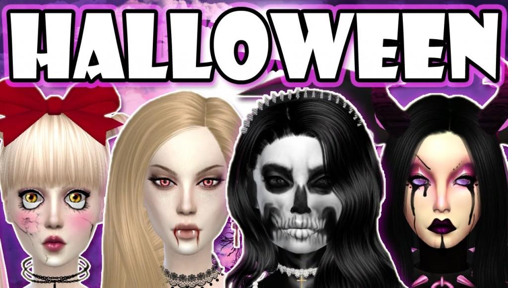 SIMS 4 halloween costumes -trendinindia