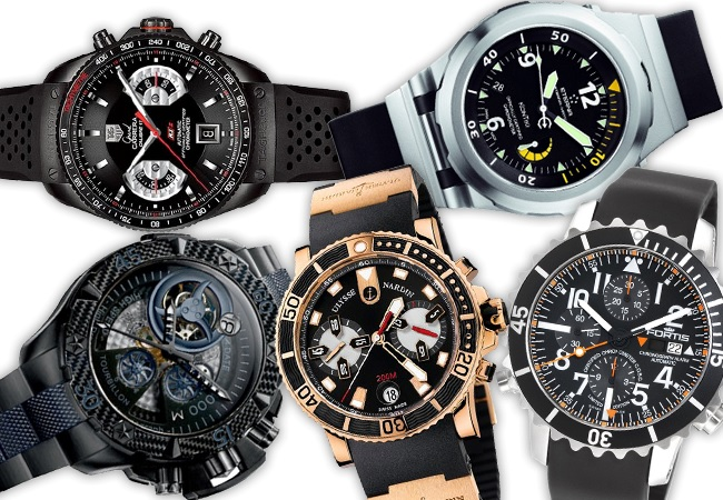 trending watches